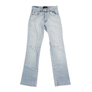 New York & Company Jeans Women's 0 25 Blue Bootcut